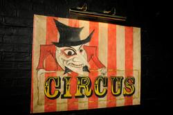 Circus Poster Light