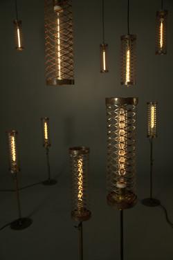 lattice pendants  (3)