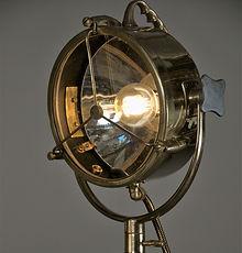 Mono Brass Searchlight