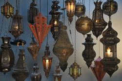 Moroccan Pendants