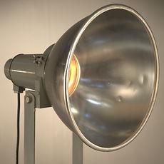 Aluminium Work Light