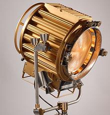 Unique Gold 2K Film Light