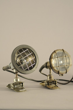 Worklight & Clamp
