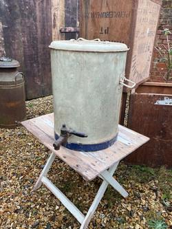 vintage tea urn