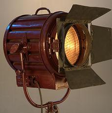 Burgandy Mole 2K Light