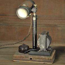 Microscope Desk Lamp 1