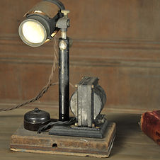 Microscope Desk Lamp 1