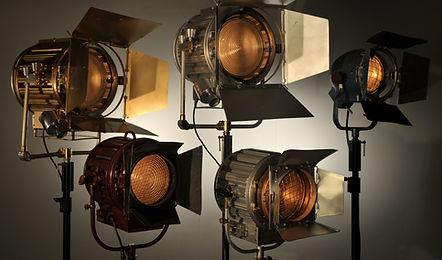 Film and Studio Lights - Group