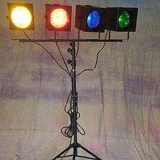 80's Disco Lights JPG