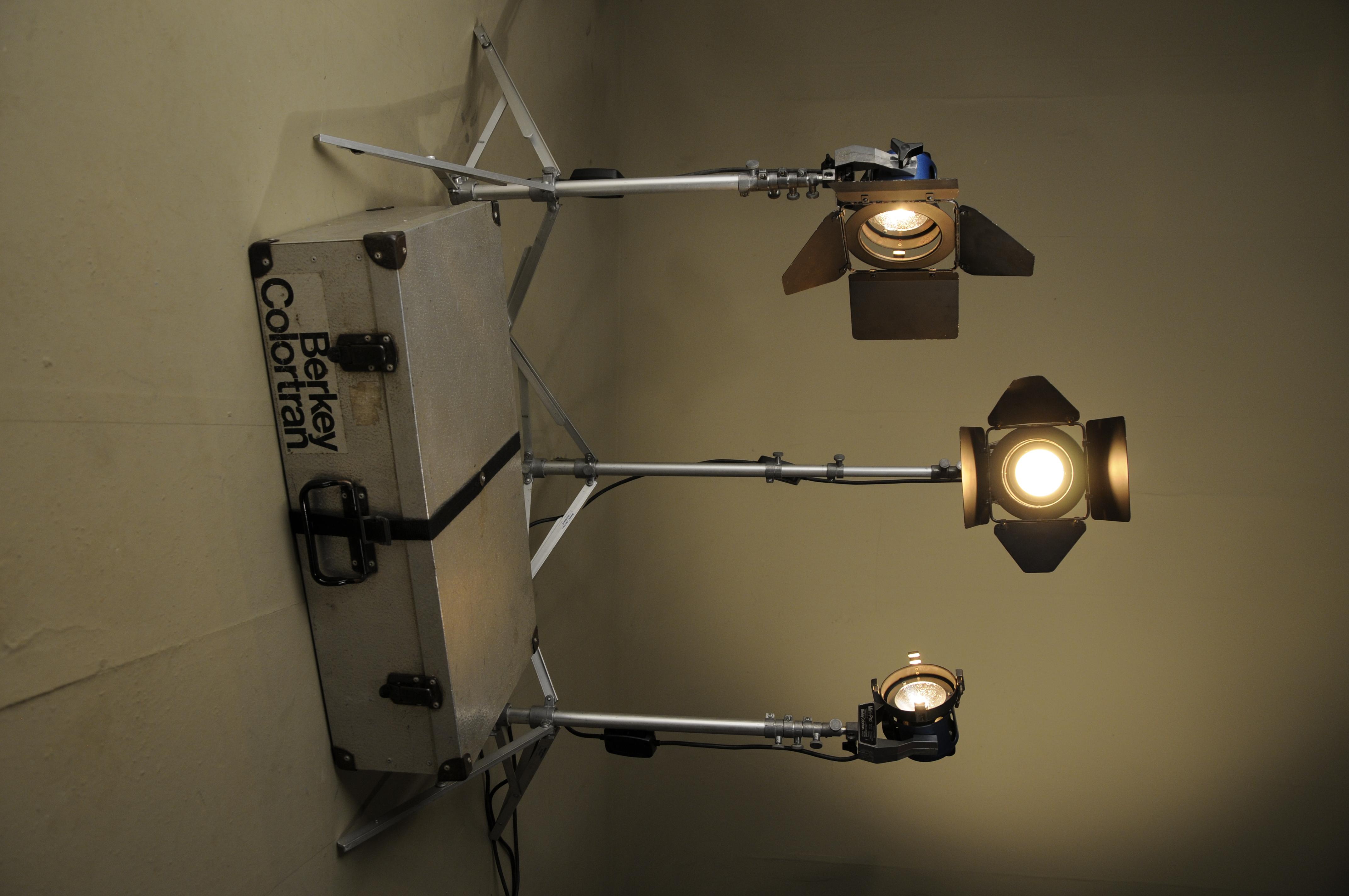 Berkey Colortran Film Lights Mini Pro(23