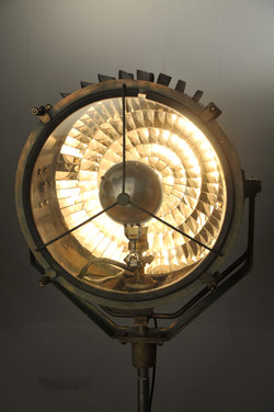 Francis Early Large Search Light