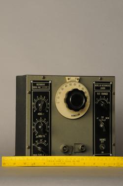 Homelab Radio Wave Generator 1940's