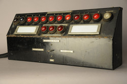 Troughton and Young LTD Red Light Board
