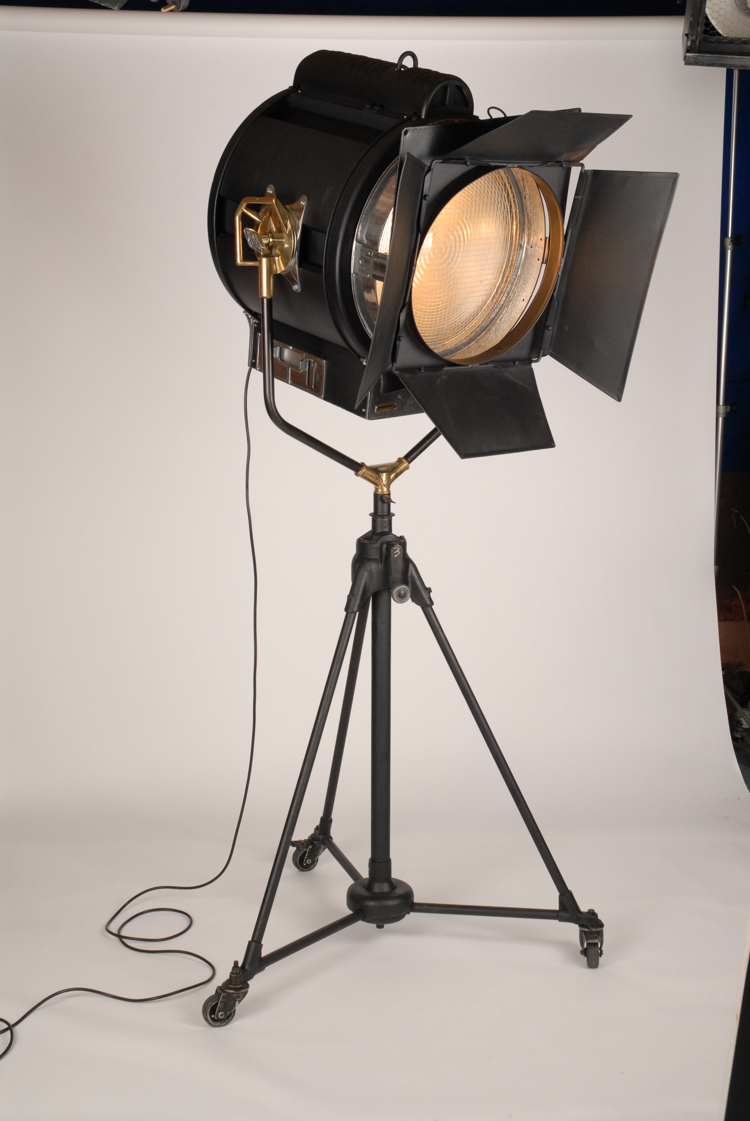 10K Restored Studio Light