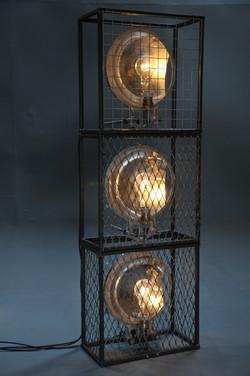 TREAD Cube Reflector Light