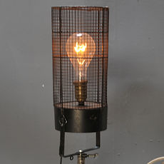 Ghost Light Pendant on Stand