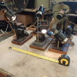 Microscope Desk Lamps