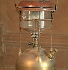 Tilley Pirex Lantern #2