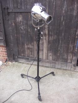 Patt 23 on Light Stand