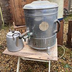 period tea urn and tea  pot.jpg