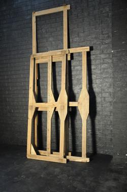 Period Wooden Rostra