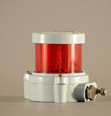 Bulkhead Navigation Light