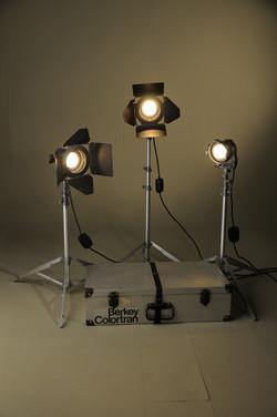 Berkey Colortran Film Lights Mini Pro(8)