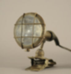 Worklight Small Clamp