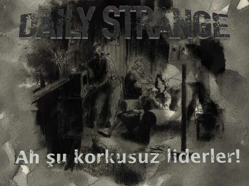 Daily Strange: Rüzgardaki Kötülük (Kısa Hikaye)