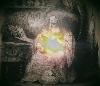 A man of miracle revealed by his mystic prophecies. Non-Biblical Prophet; Michel de Nostradame