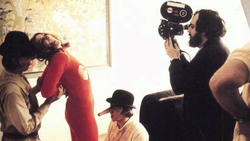 Behind the rape scene and Kubrick