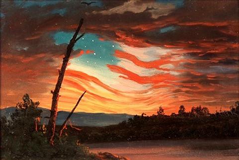 Americana Art: A Slice of the American Life