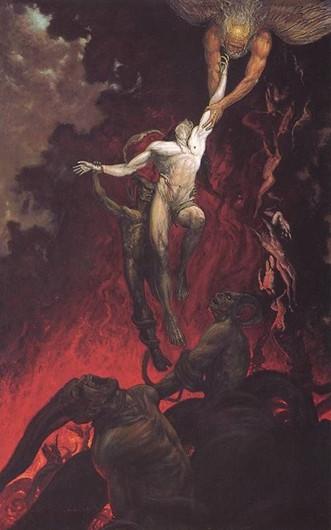 Stigmata: Some dark theories and psychosomatic afflictions