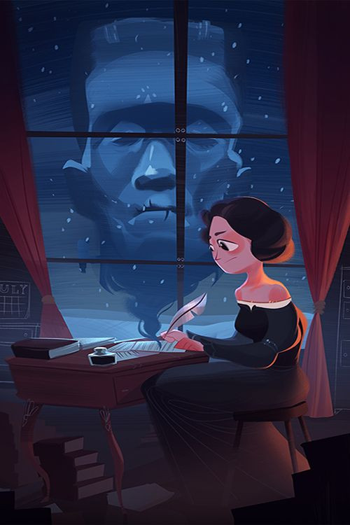 Understanding Of Mary Shelley: Shadow Of The Frankenstein Monster