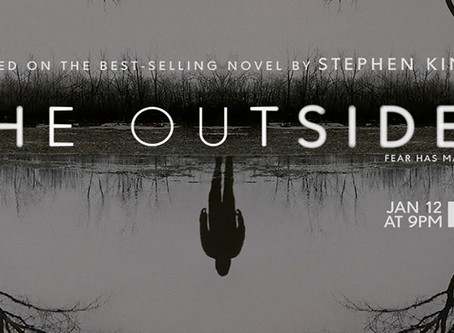 Be Ready For the HBO'S new Series: THE OUTSIDER