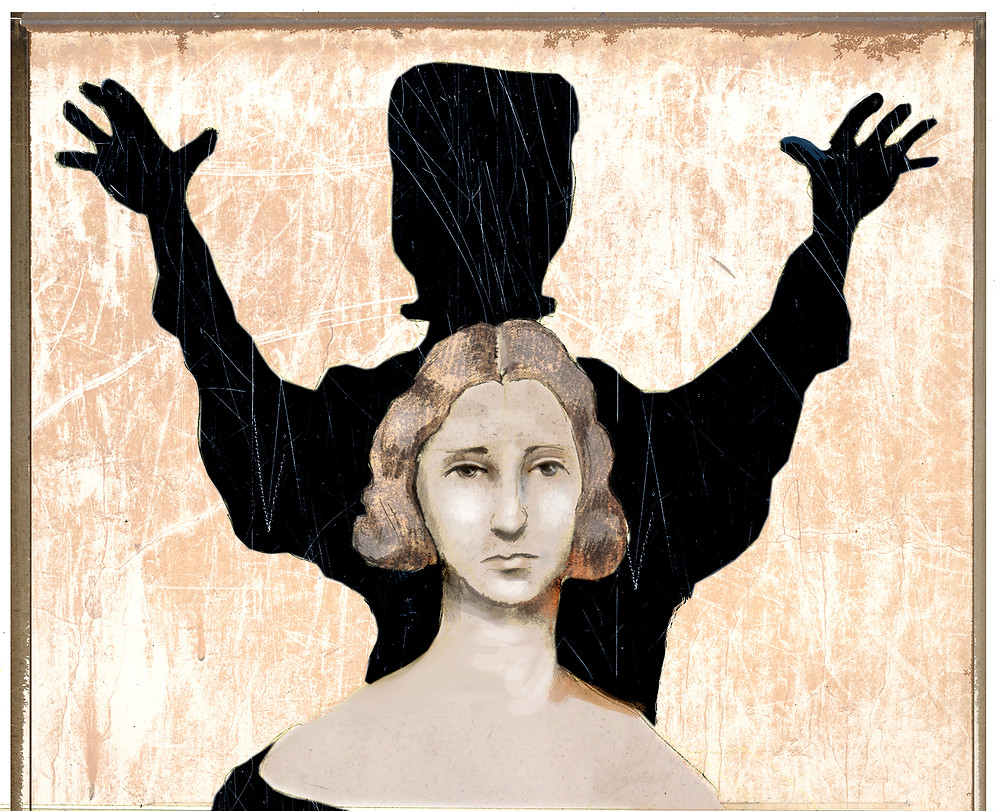 Behind of the Frankentein Monster story with Mary Shelley