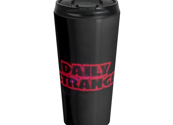 Daily Strange Stainless Steel Coffee Mug