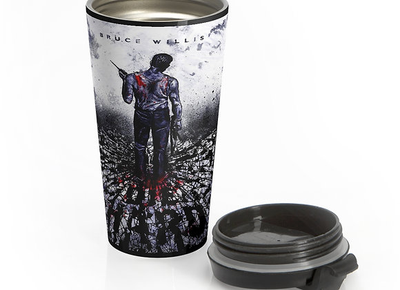 Die Hard Bloody Coffee Mug
