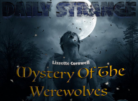 Mystery Of The Werewolves