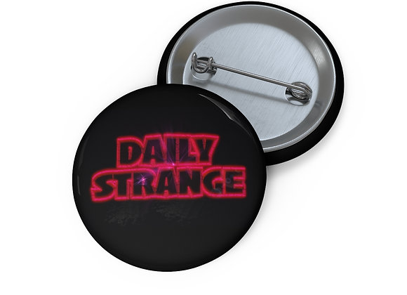 Daily Strange Pin Buttons