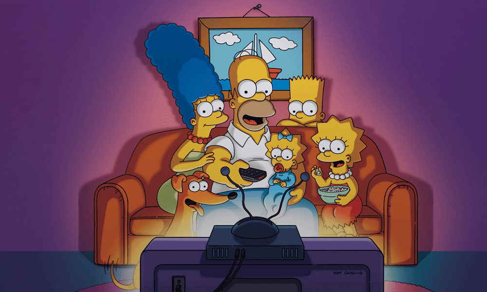 The Simpsons ''Sopranos'' look like fan poster