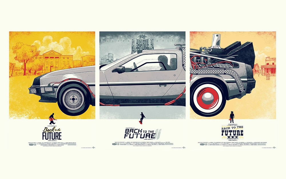 The Most Frequently Asked Questions from Back to the Future by Bob Gale & Robert Zemeckis