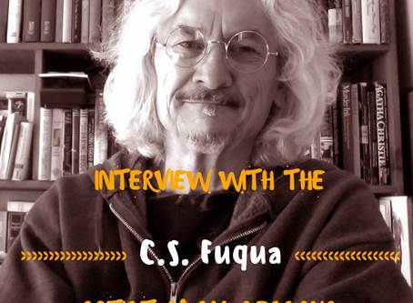 Interview With The Artist Of All Seasons; C.S. Fuqua