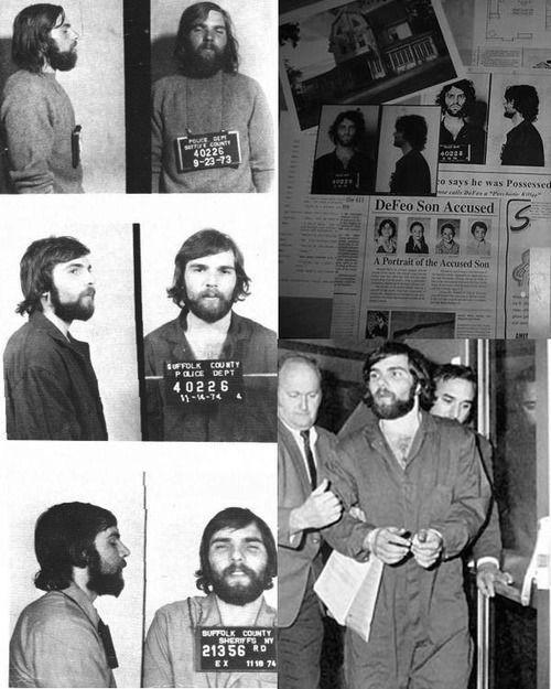 Mugshot taken of Ronald DeFeo Jr. (photo from swastika-nation.tumblr.com