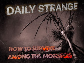 Melancholic Shivers: How To Survive Among The Monsters