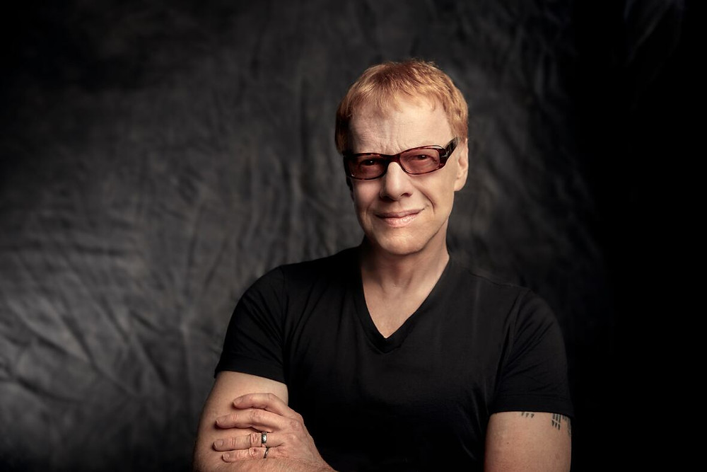 """Danny Elfman """"After I composed the title music, I believed that no one would hear it. I wouldn't have given the series a chance in my wildest performances."""""""
