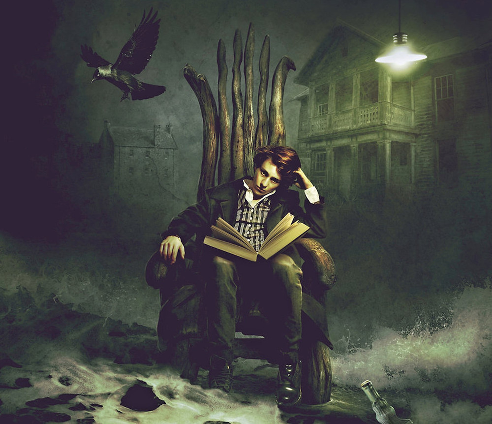 Will the ghost of Edgar Allen Poe ever find rest?
