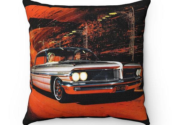 Pontiac Edition Pillow