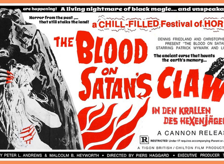 Making & Spotlight On Horror Cult:  The Blood On Satan's Claw