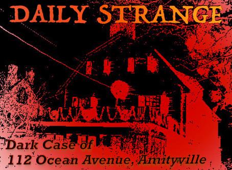 Horror Meter: Dark Case of 112 Ocean Avenue, Amityville